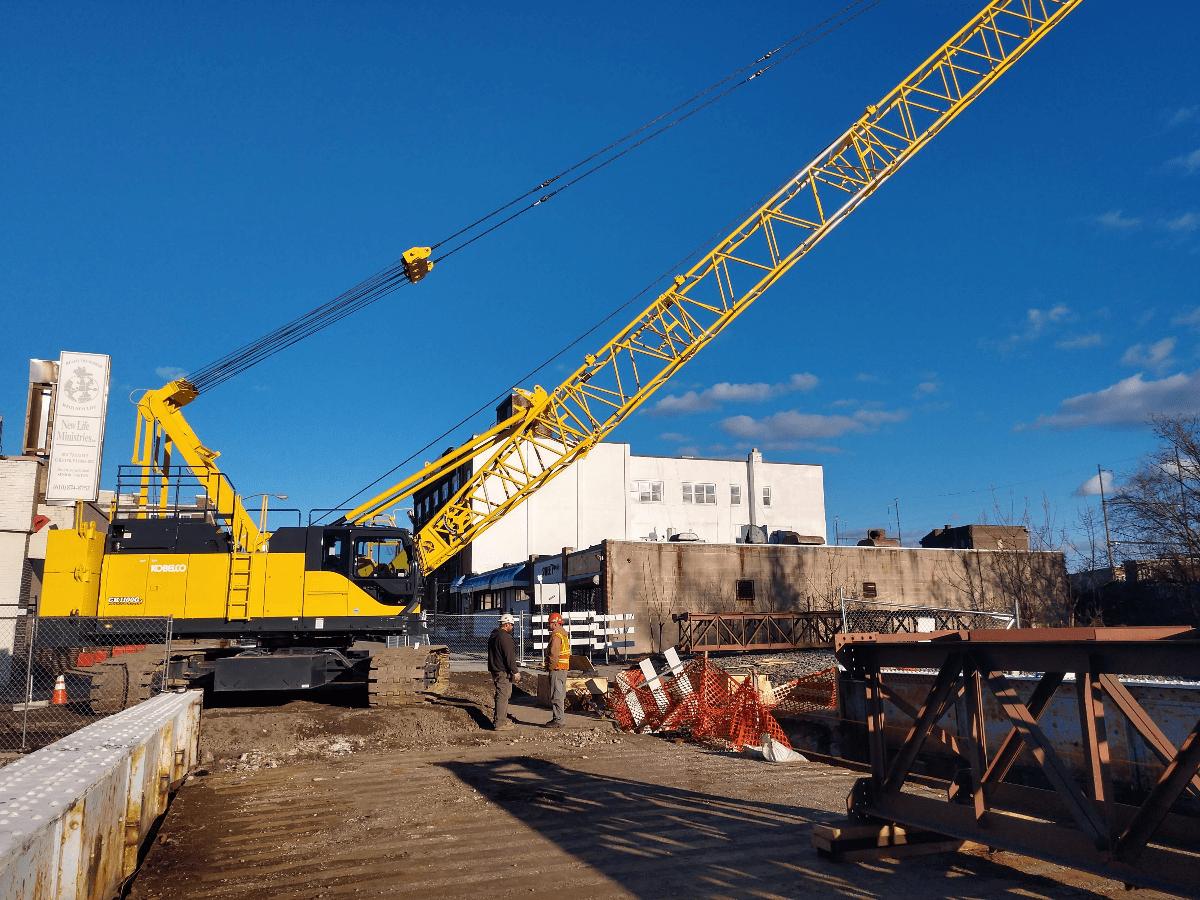 Kobelco | Crane Specialists